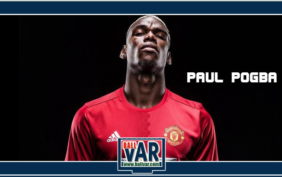 ประวัติ พอล ป็อกบา นักฟุตบอลกลางตัวเก่งแห่งฝรั่งเศส