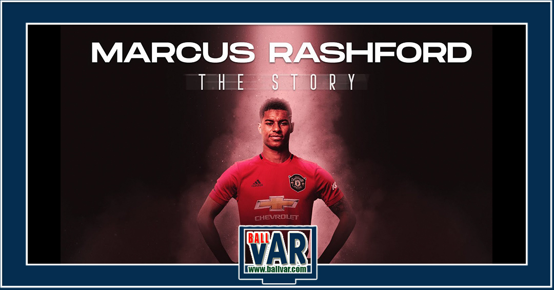 Marcus Rashford-profile